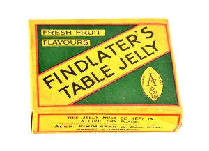 Box of Findlaters Table Jelly (a)