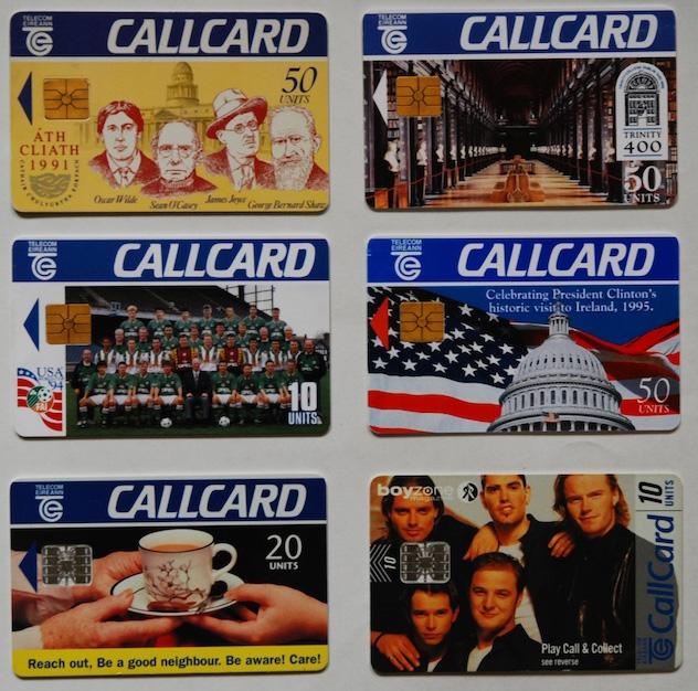 Callcards