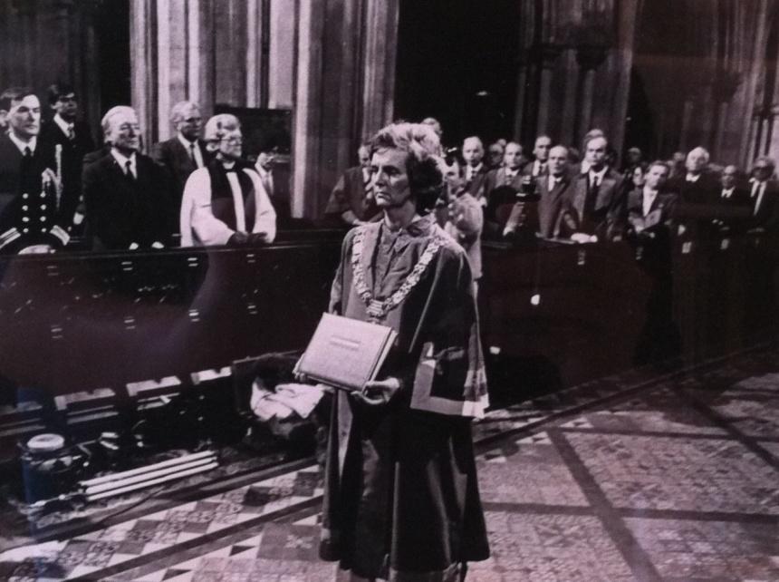 Carmencita Hederman, 1987