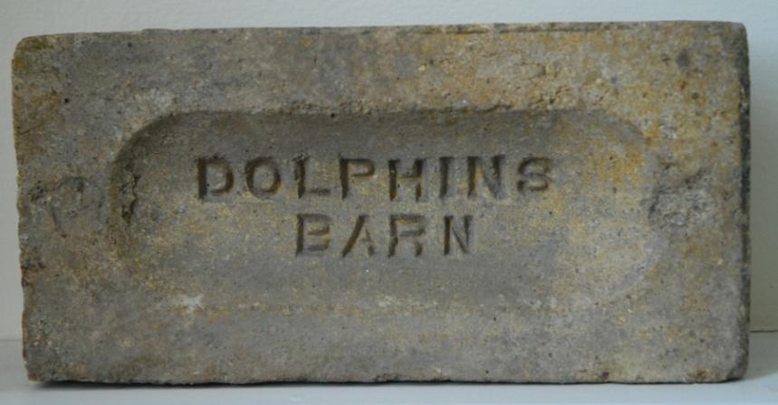 Dolphins Barn brick