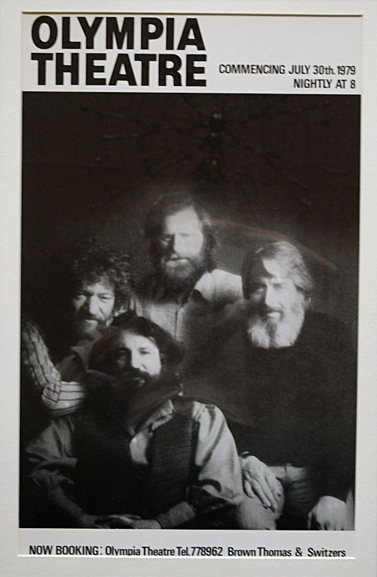 Dubliners poster