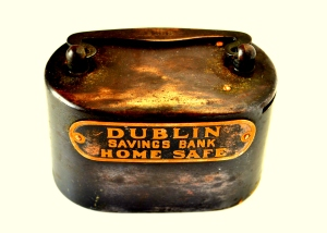 Dublin's Savings Bank Home Safe 1