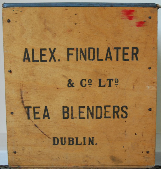 Findlater's sign