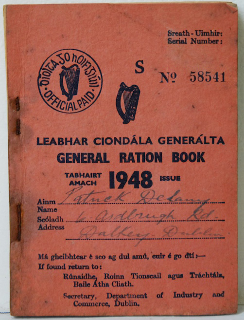 General ration book