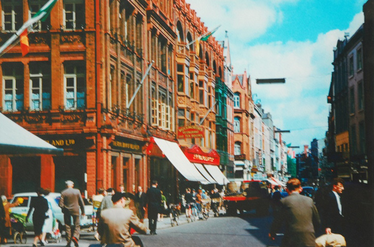 Grafton Street 1960s