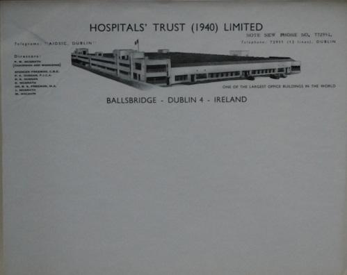 Hospitals' trust