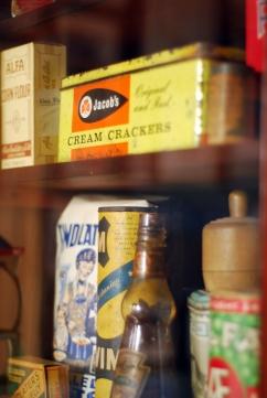 Jacob's Cream Crackers box