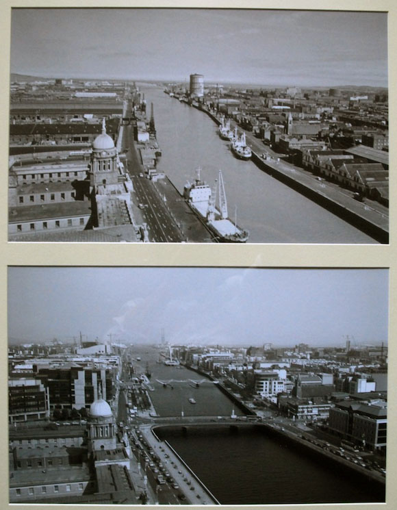 Liffey 60s and present