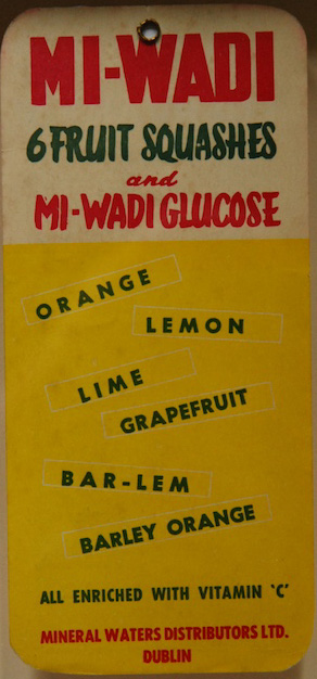 Mi Wadi label