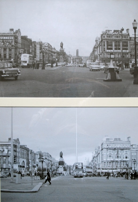 O'Connell St 60s and present