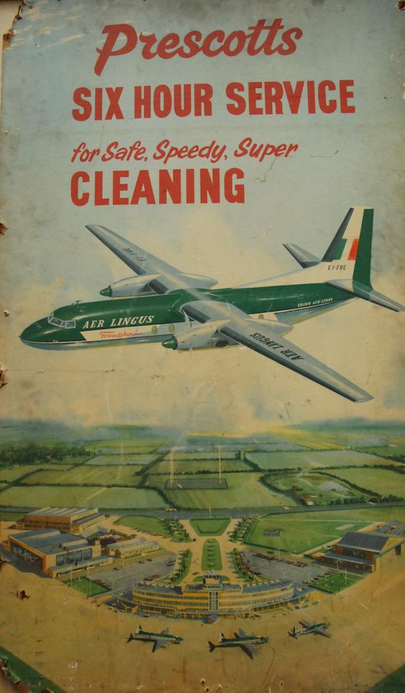 Prescott's dry cleaners