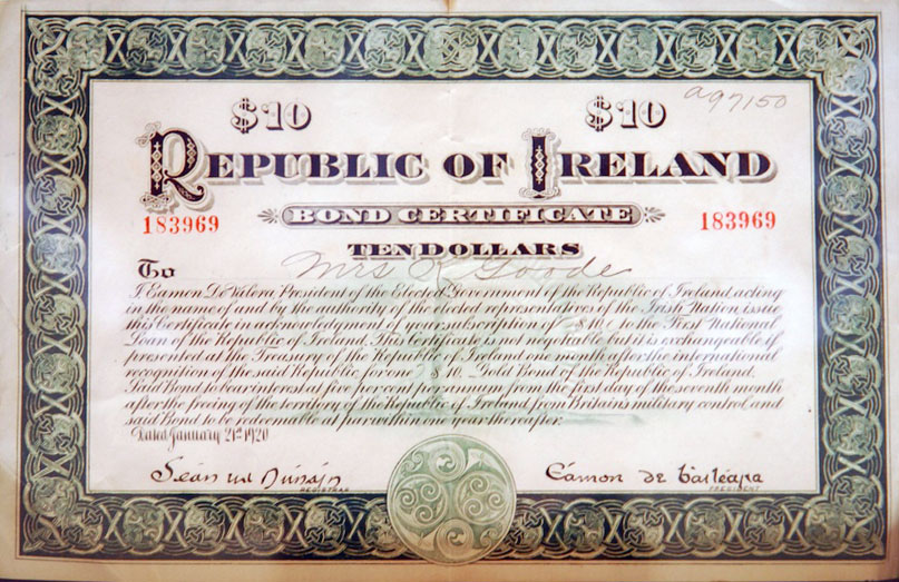 Republic of Ireland bond