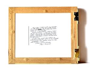 Samuel Beckett Card (REVERSE) (b)
