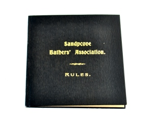 Sandycove Bathers Association Rule Book.