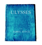 First Edition of James Joyce's Ulysses, 1922