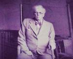 W.B. Yeats, 1923