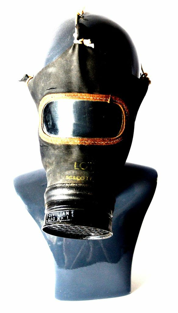 WWII Gasmask